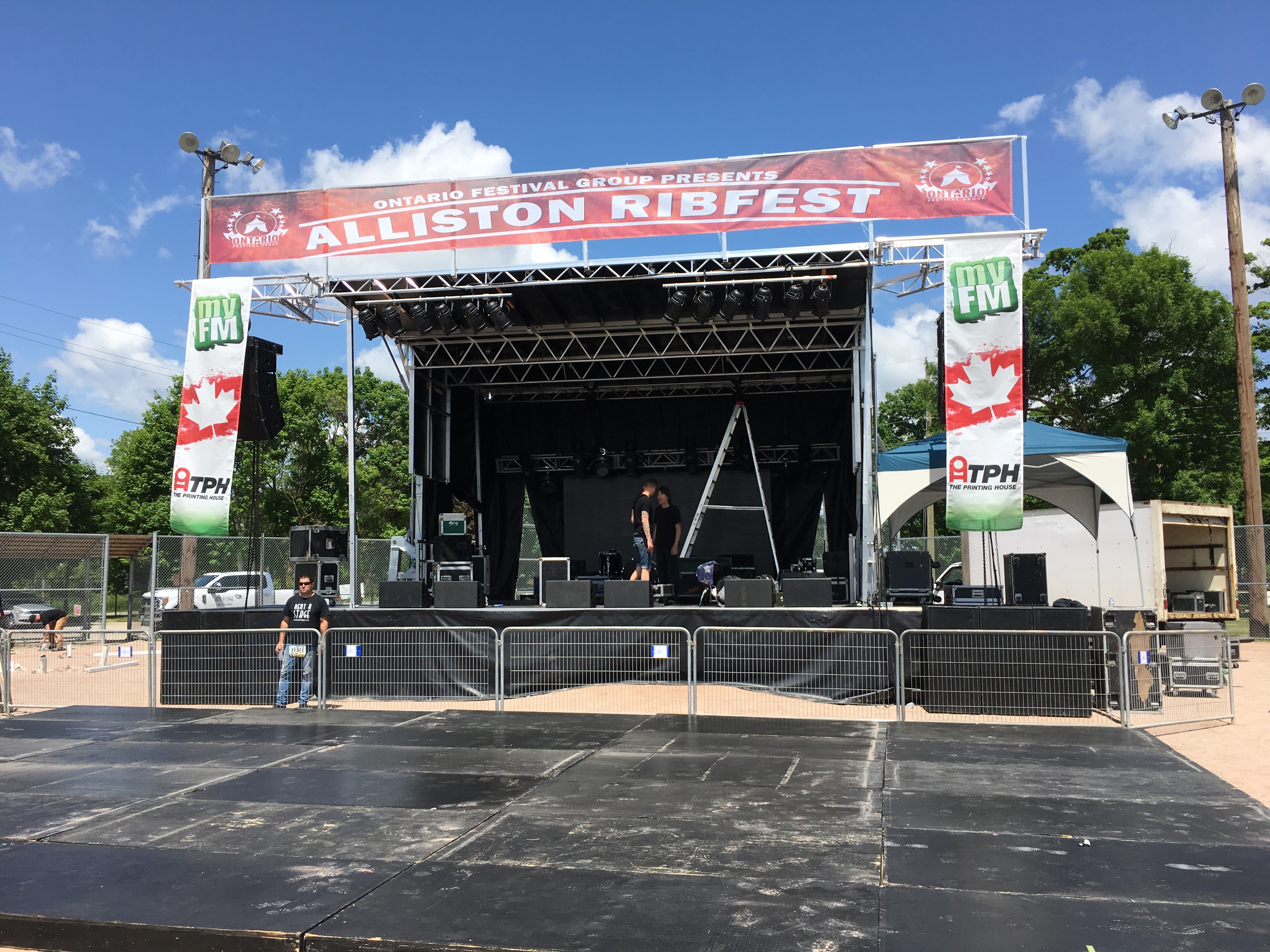 SL100 Alliston Ribfest