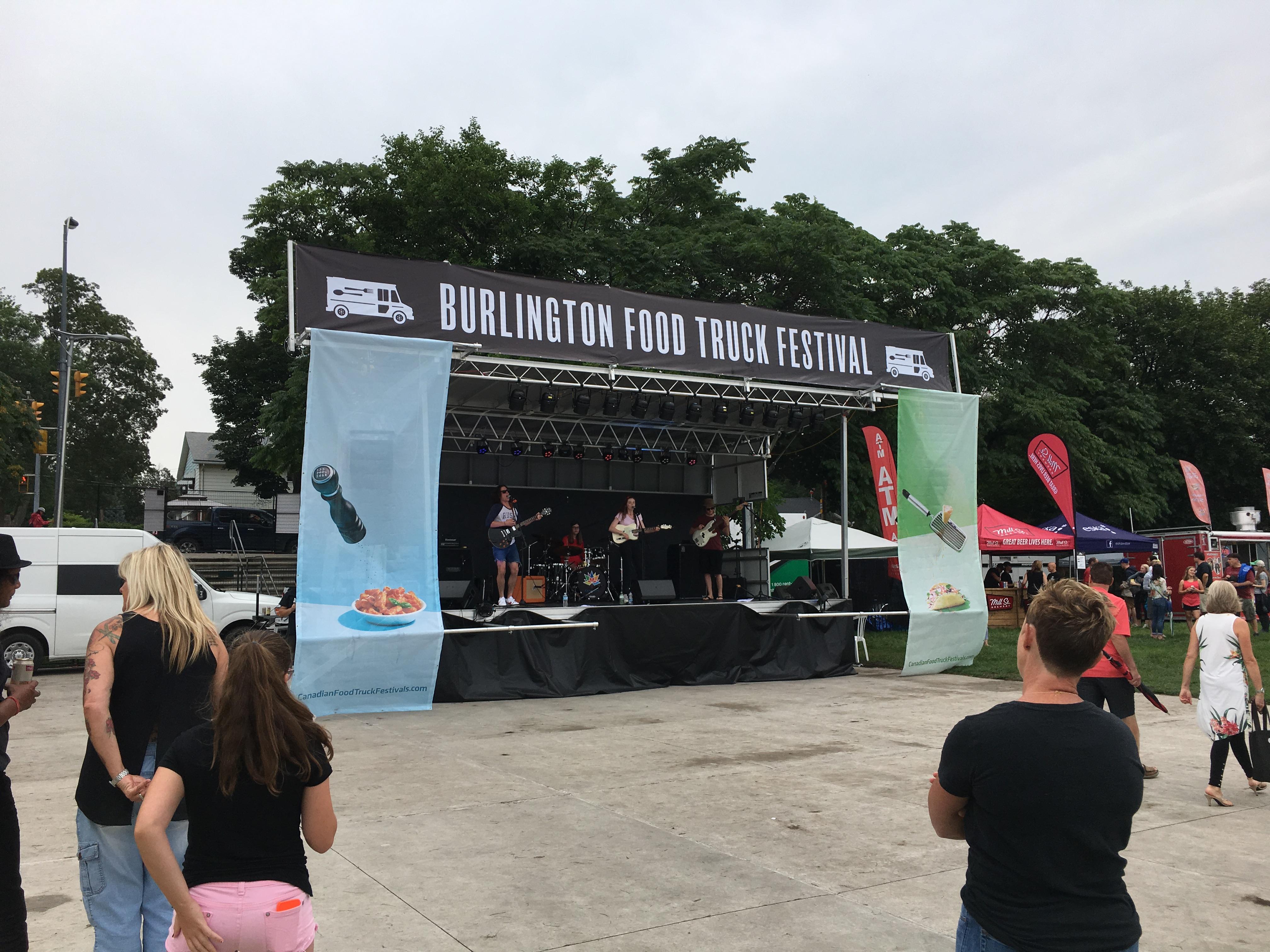Burlington Food Truck Festival 2017