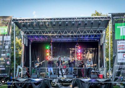 Rent a Stage SL100 - Aurora Summer Music Festival